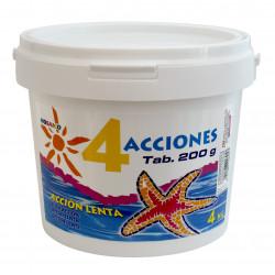 Comercial Candela| Cloro 4...